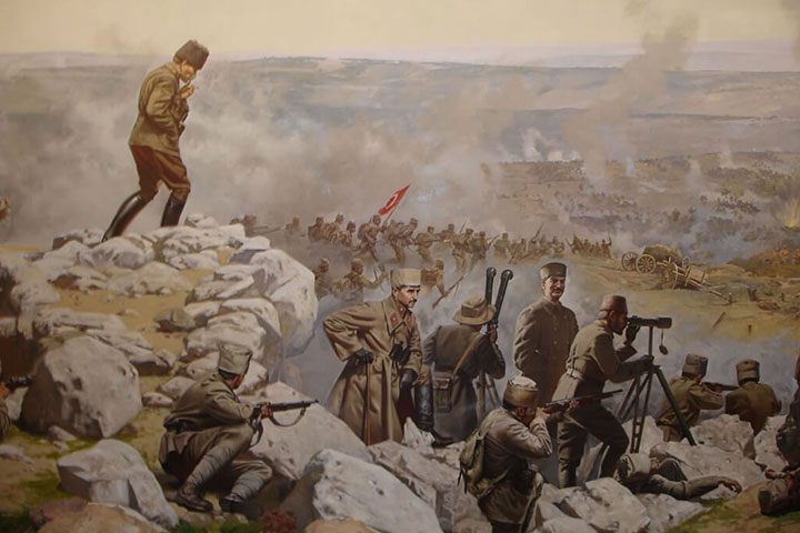 Museum of Ataturk and the War of Independence
