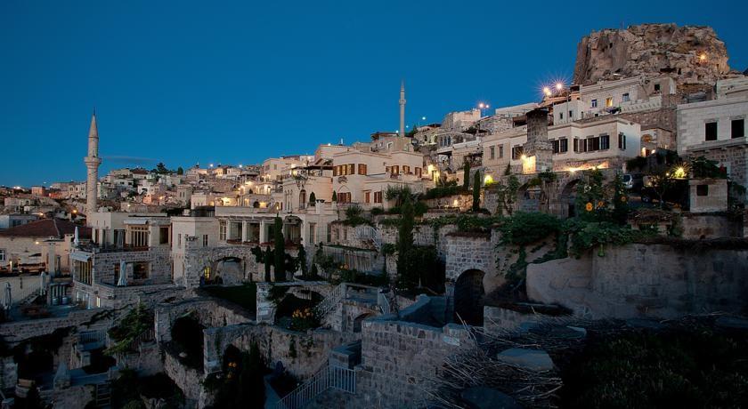 Argos in Cappadocia Luxury Cave Hotel