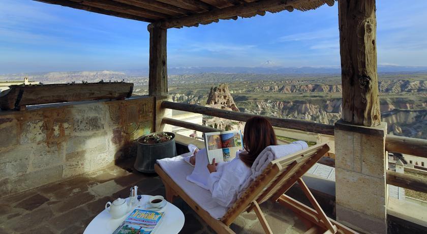 Argos in Cappadocia View