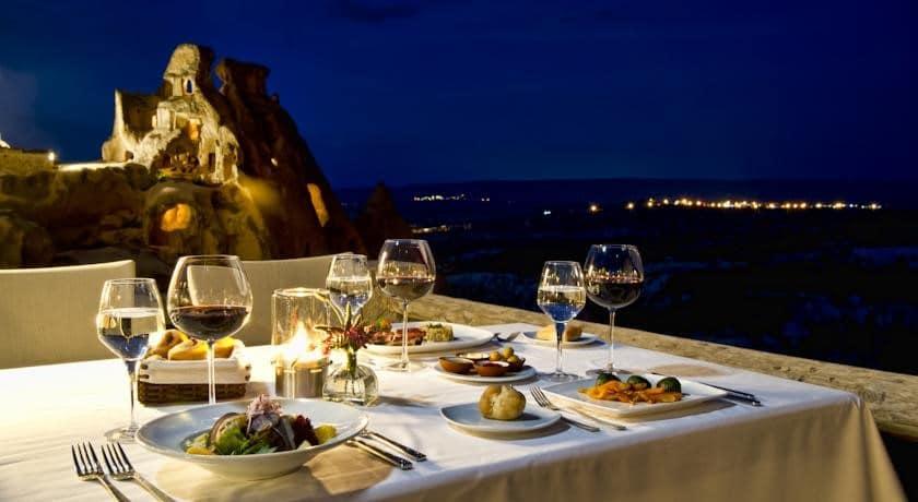 Argos in Cappadocia Restaurant