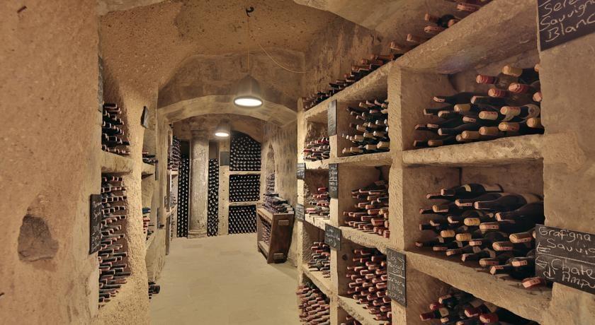 Argos in Cappadocia Wine Cellar