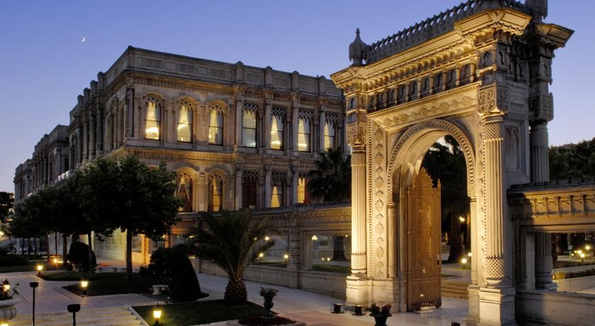 Ciragan Palace Kempinski Istanbul Luxury