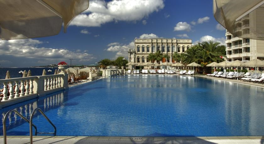 Ciragan Palace Kempinski Istanbul Pool
