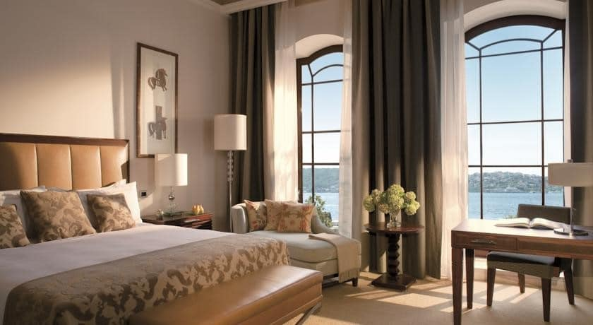 Four Seasons Bosphorus Istanbul Sea View Suite