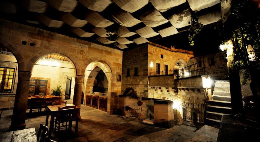 Kalekonak Cave Hotel Cappadocia Luxury
