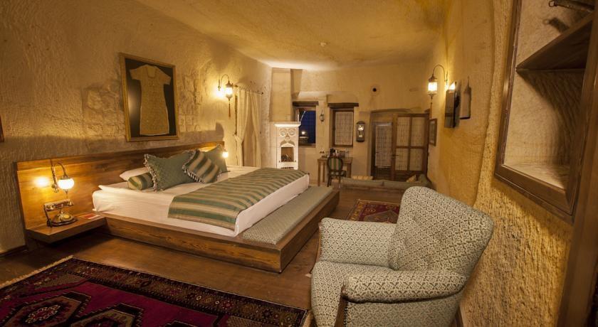 Kayakapi Premium Cave Suites Cappadocia Suite