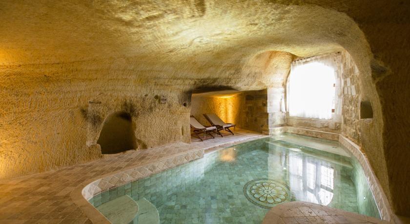 Kayakapi Premium Cave Suites Cappadocia Honeymoon