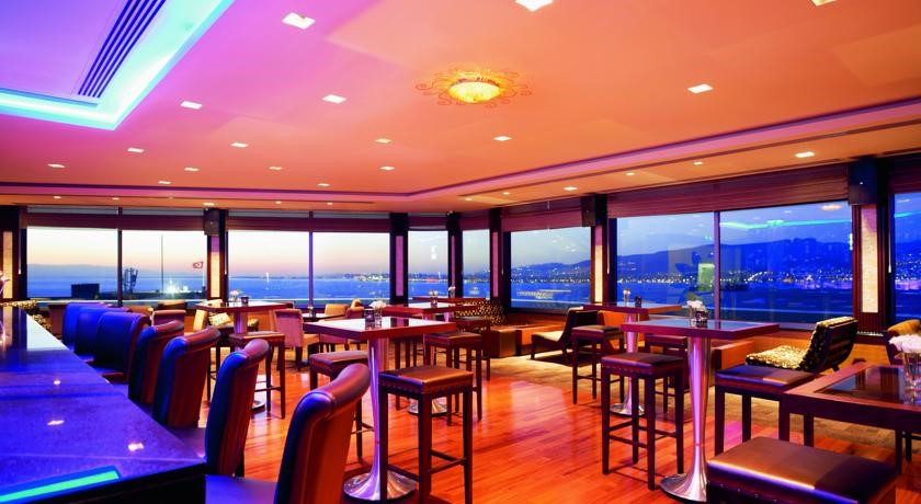 Movenpick Hotel Izmir Roof