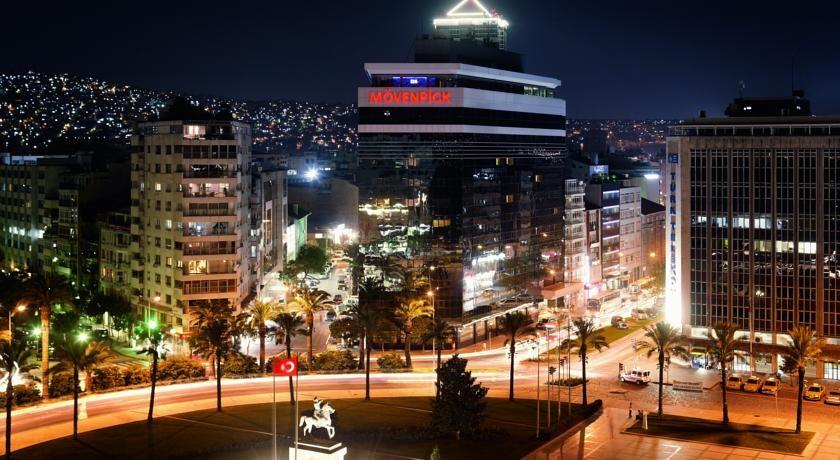 Movenpick Hotel Izmir Luxury Hotel