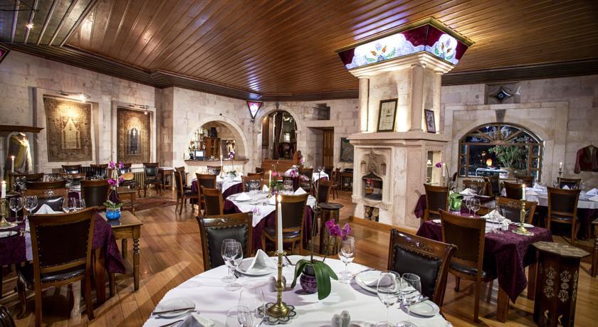 Museum Hotel Cappadocia Lila Restaurant