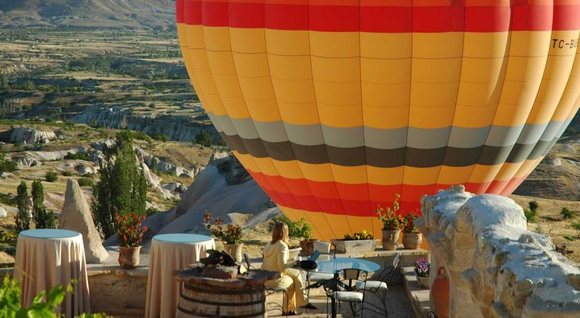 Museum Hotel Cappadocia Balloon