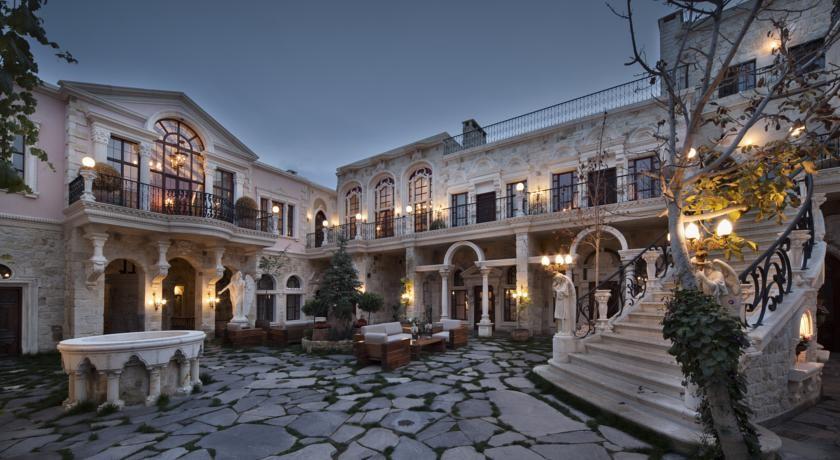 Sacred House Cappadocia Luxury Hotel