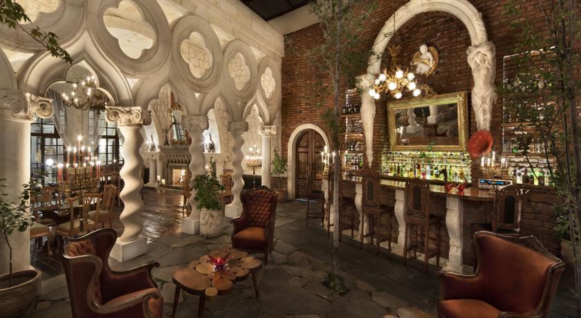 Sacred House Cappadocia Bar