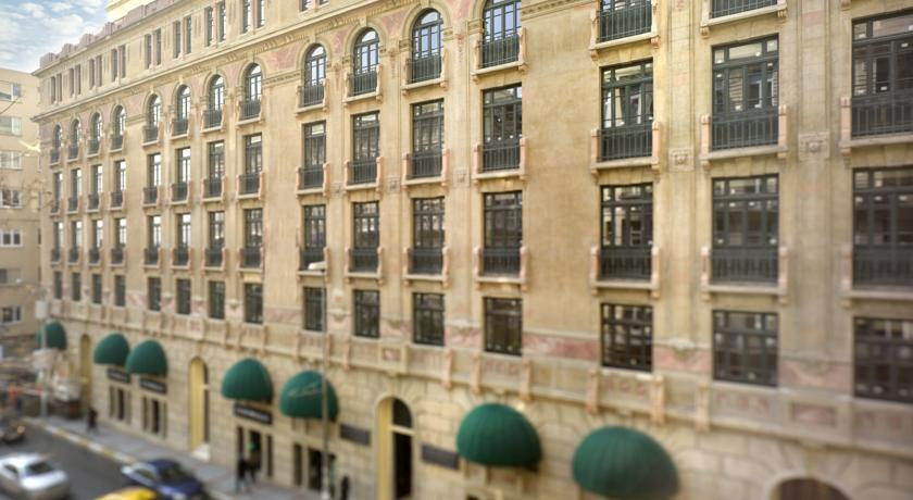 The Park Hyatt Istanbul Macka Palas Luxury Hotel