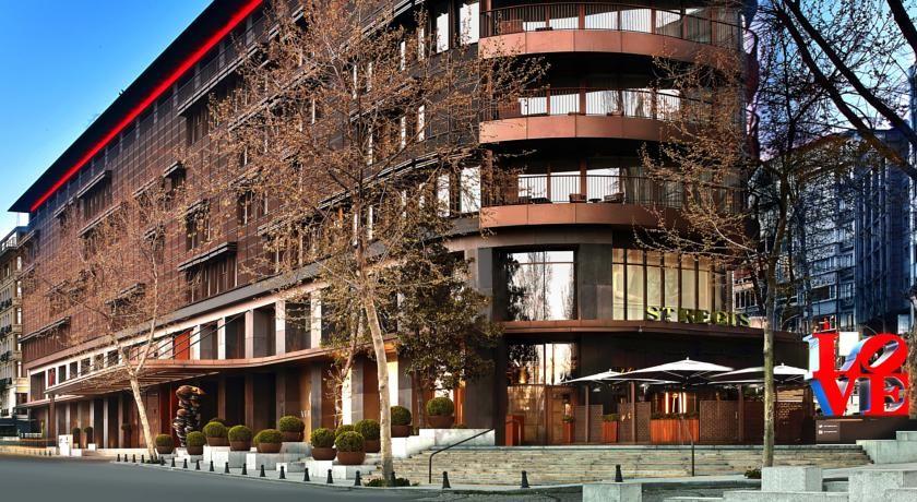 St Regis Hotel Istanbul Nisantasi Luxury Hotels