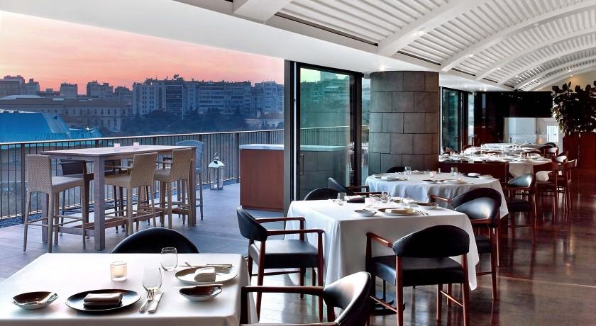 St Regis Hotel Istanbul Nisantasi Restaurant