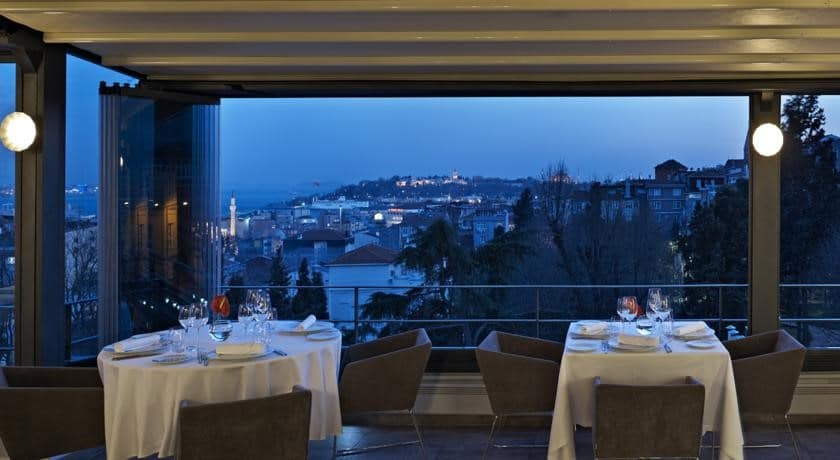 Tomtom Suites Istanbul Honeymoon