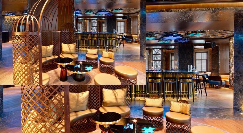 W Hotel Istanbul Bar