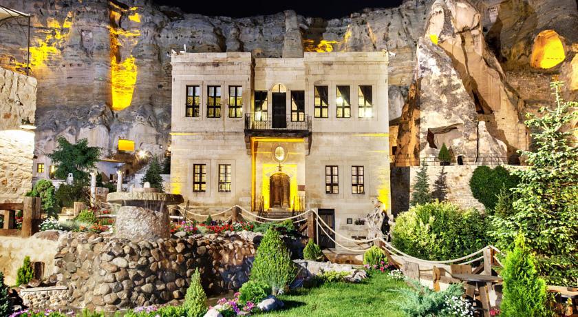Yunak Evleri Cappadocia Luxury Hotels