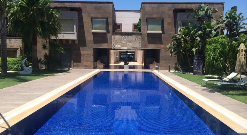 Casa Dell Arte Bodrum Pool