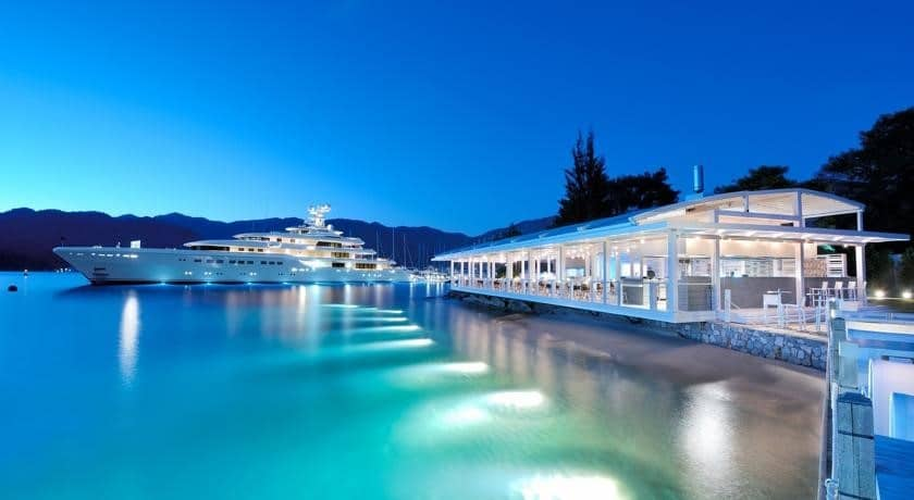 D Resort Gocek Marine Turkey Luxury Hotels