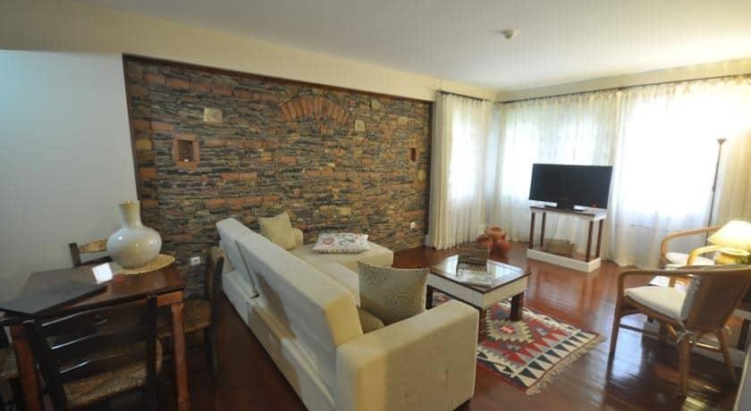 El Vino Bodrum Hotel Room