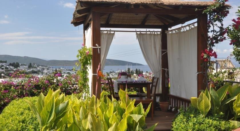 El Vino Bodrum Hotel View