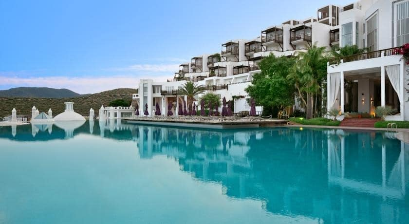 Kempinski Barbaros Bay Bodrum Swimming Pool