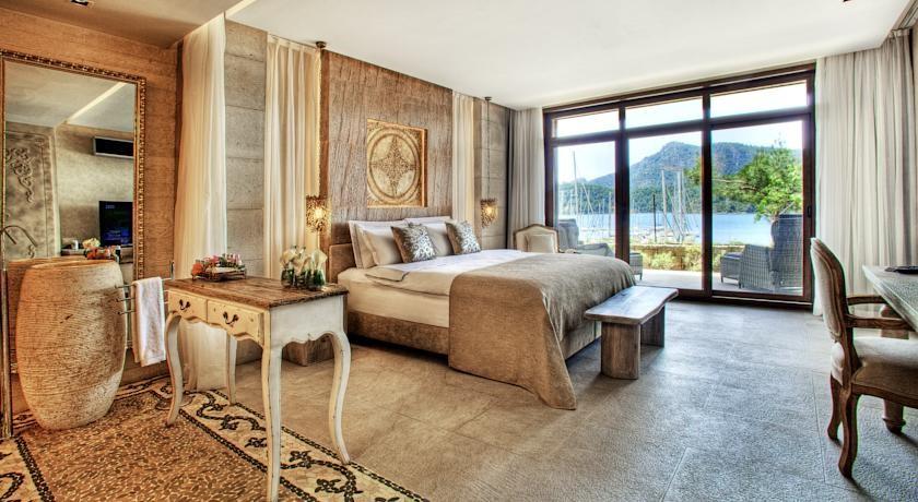 Marti Hemithea Hotel Orhaniye Luxury Hotels