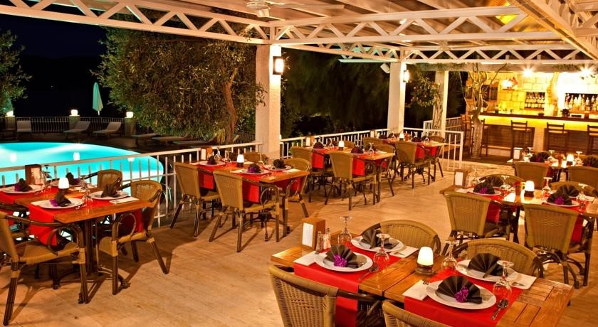 Olea Nova Hotel Kas Restaurant