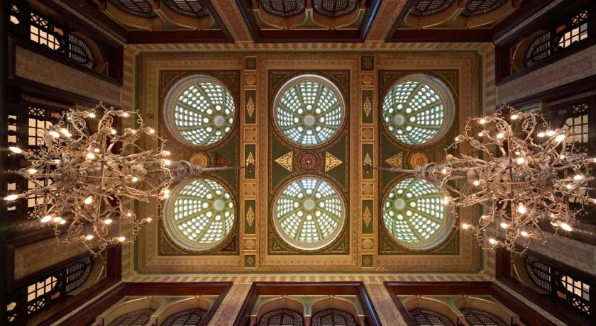 Pera Palace Interior Istanbul