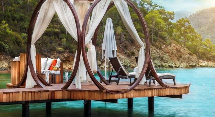 Rixos Premium Gocek Suites Villas Beach
