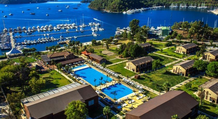 Rixos Premium Gocek Suites Villas View