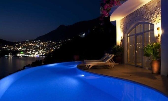 Villa Mahal Kalkan Pool