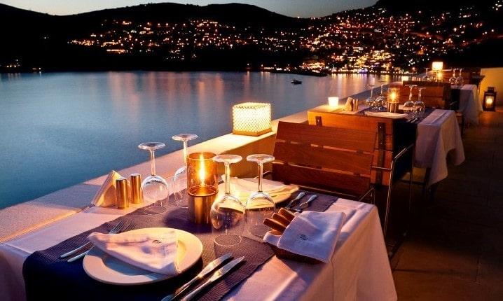 Villa Mahal Kalkan Restaurant