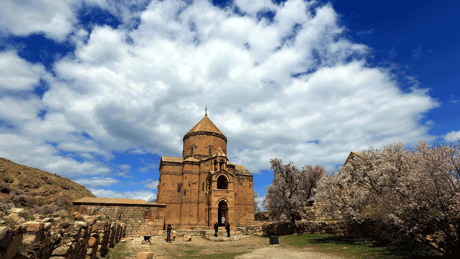 The History of the Katholikos of Akdamar