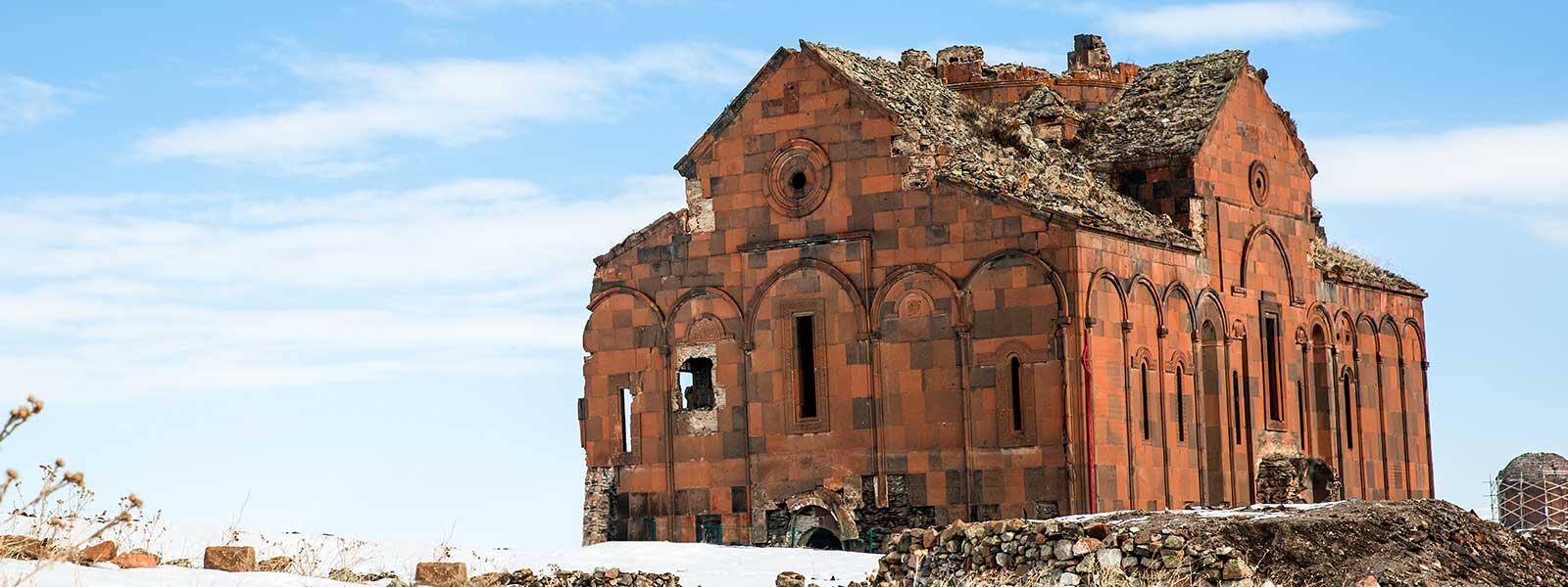 Ani Ruins Kars Turkey