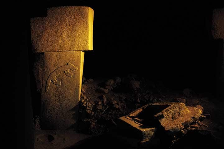 Animal Worship Gobeklitepe Temple