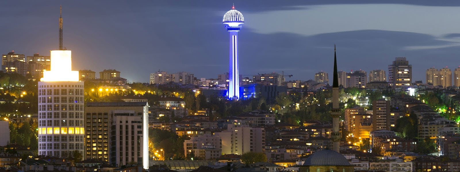 Ankara Capital of Turkey