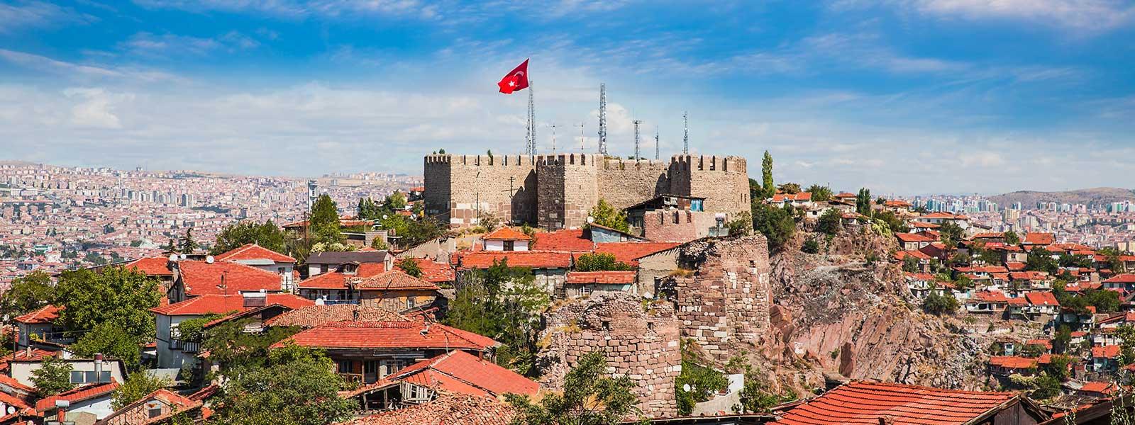 Citadel of Ankara