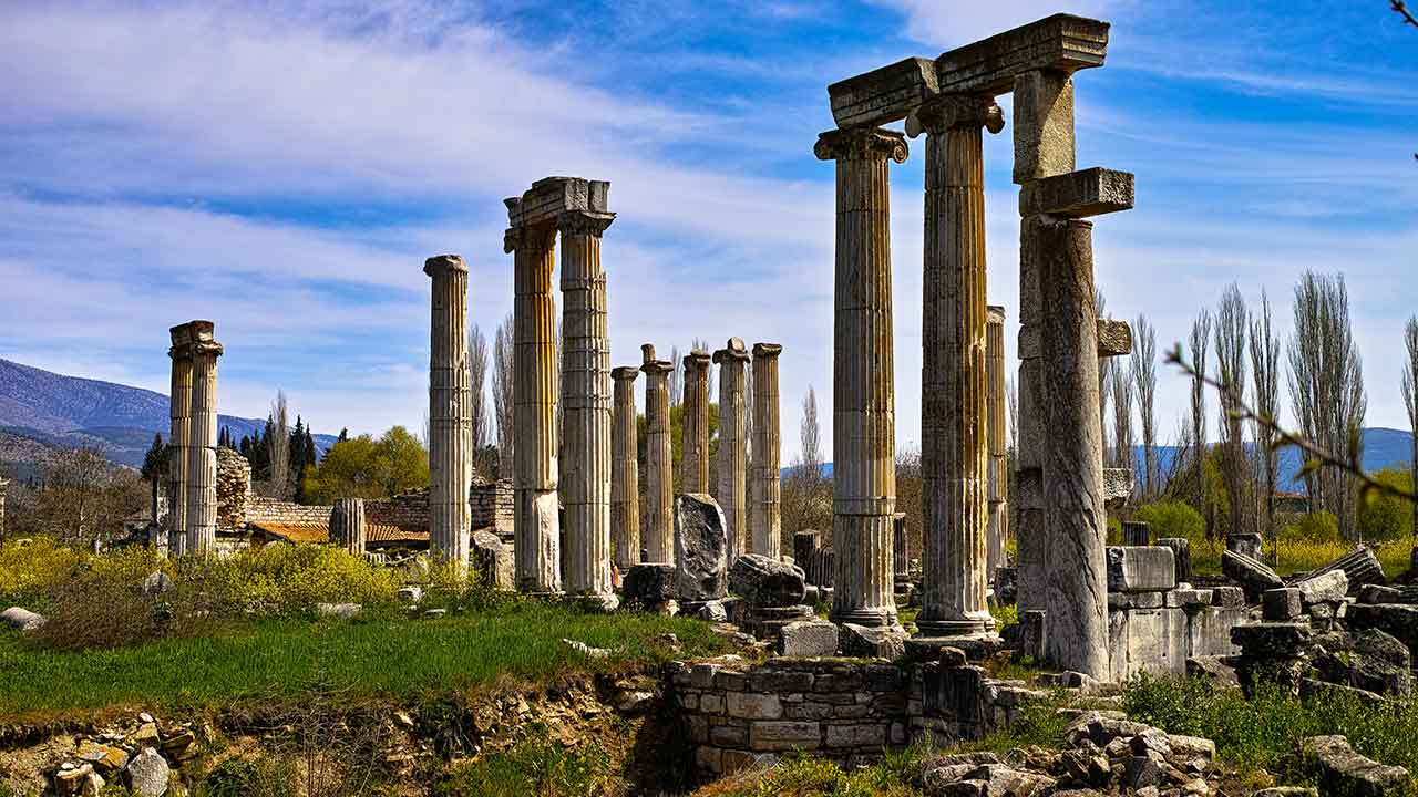 Aphrodisias Ancient City