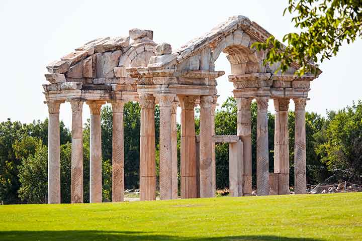 Aphrodisias Tours Turkey