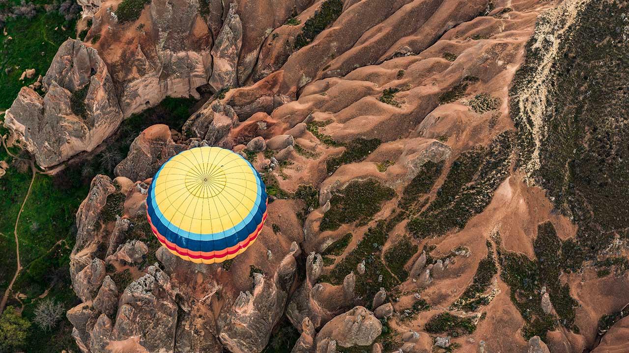 Ballooning in Cappadocia Balloon Rates