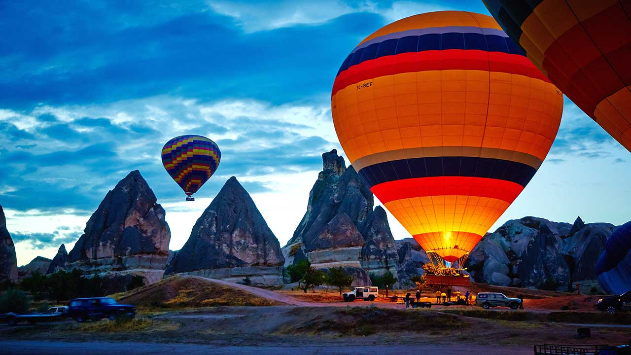 Best Hot Air Balloon Photo Cappadocia