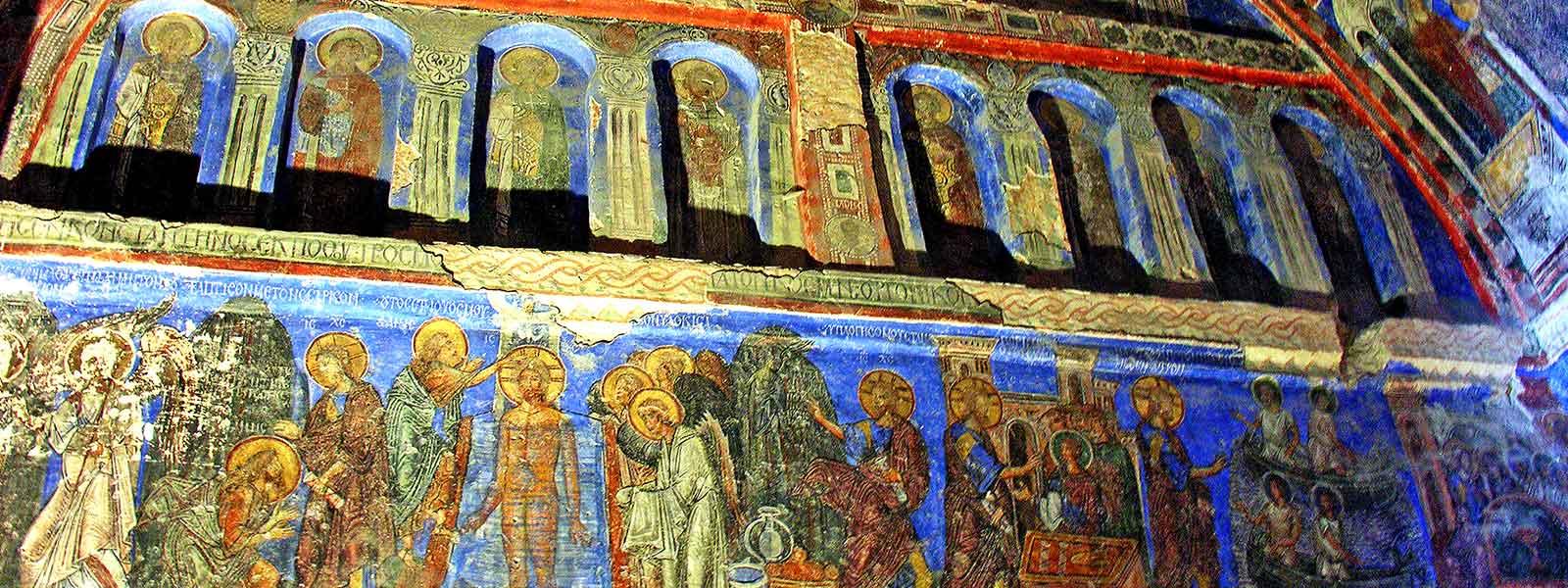 Buckle Church Cappadocia