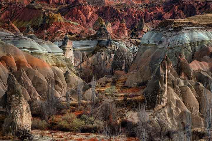 Cappadocia Fairy Chimneys Hike