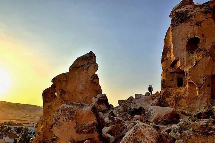 Cavusin Village Cappadocia