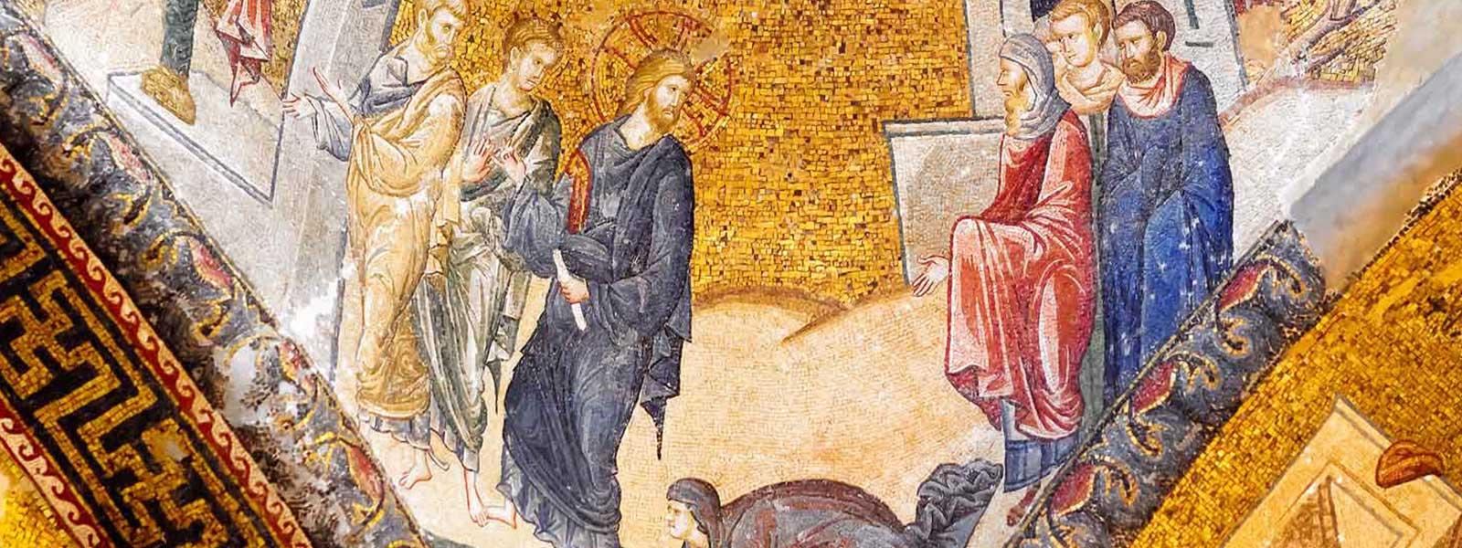 Chora Church Byzantine Heritage Mosaics Istanbul