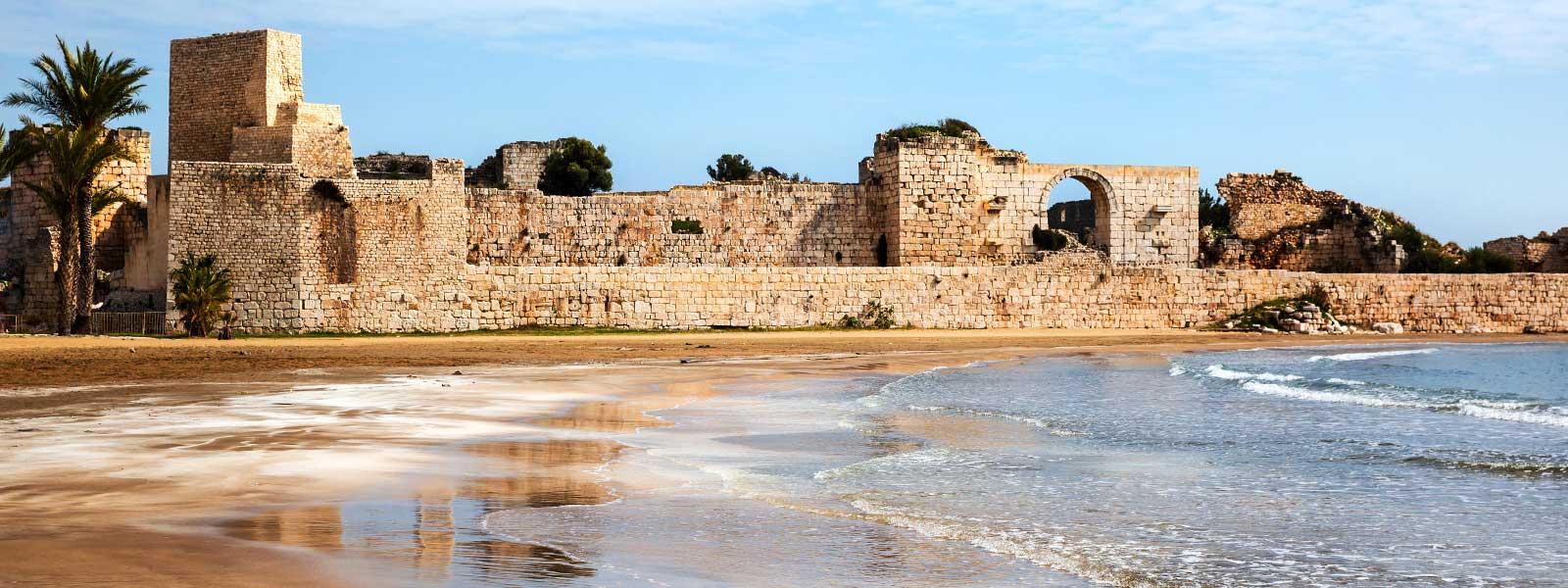 Corycus Castle Mersin