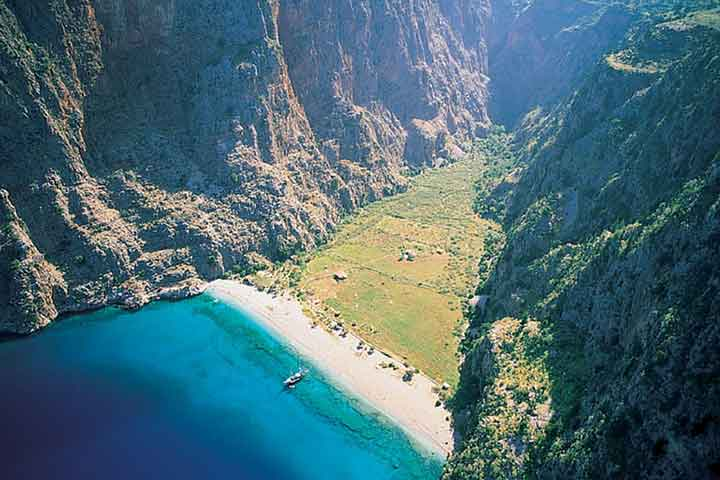 Butterfly Valley Eco Tours Turkey